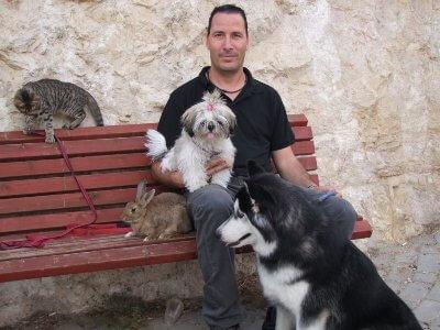 למדתי כלבנות טיפולית ונהניתי מכל רגע