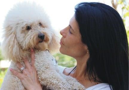 כלבנות טיפולית - אני והכלבה שלי