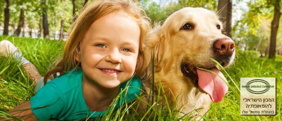 הומאופתיה לכלבים עוזרת לפתור את הבעיות הנפוצות לחיות בית