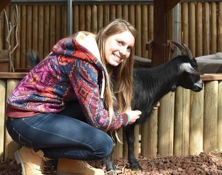 הדגמת טיפול בעזרת בעלי חיים