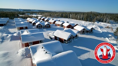 הכפר של סנטה קלאוס בפינלנד
